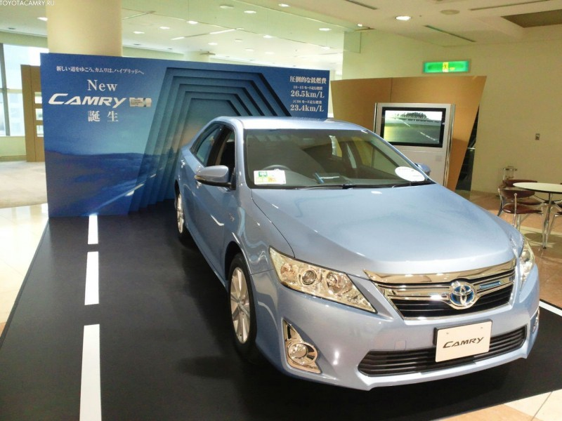 Product | New Camry | PT. Toyota Astra Motor | Mobil ...