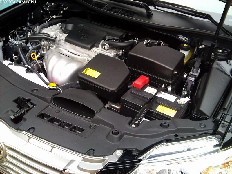 Новая Toyota Camry элеганc двигатель 2.5