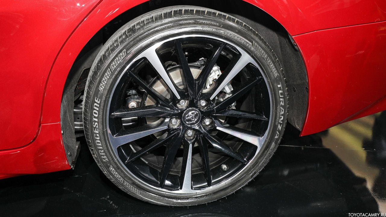 Toyota Camry 2018 диски
