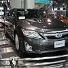 серая Toyota camry 2012 (v50) by Samurai in v50