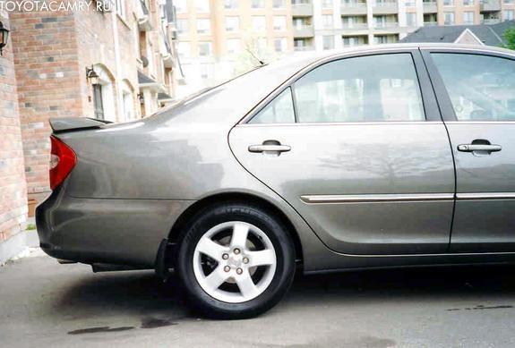 фото камри v30, тюнинг камри v30 (2002-2006)